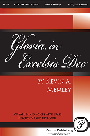 Product Cover for Gloria in Excelsis Deo