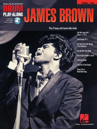 Product Cover for James Brown