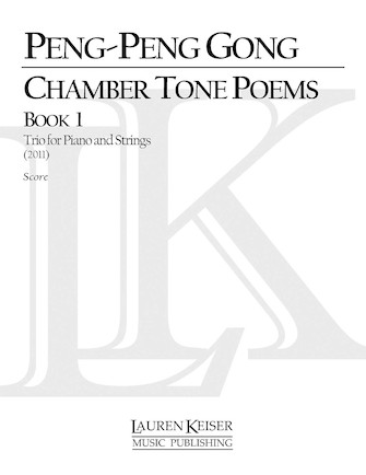Product Cover for Chamber Tone Poems, Book 1: Trio for Piano and Strings
