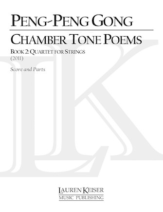 Product Cover for Chamber Tone Poems, Book 2: Quartet for Strings