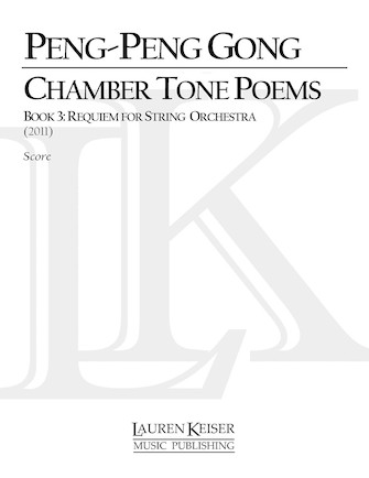 Product Cover for Chamber Tone Poems, Book 3: Requiem for String Orchestra