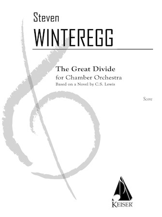 Product Cover for The Great Divide for Chamber Orchestra
