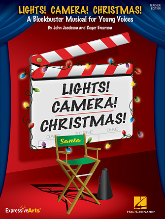 Product Cover for Lights! Camera! Christmas!
