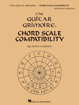 Product Cover for Guitar Grimoire – Chord Scale Compatibility – Updated Edition
