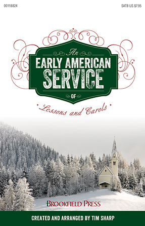 Product Cover for An Early American Service of Lessons and Carols