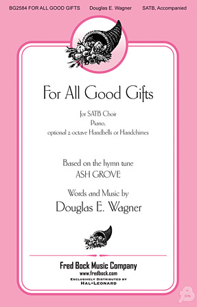 Product Cover for For All Good Gifts