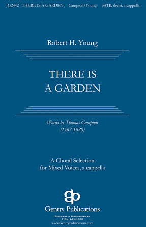 Product Cover for There Is a Garden