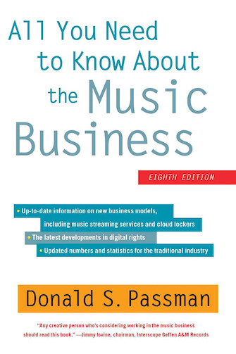 Product Cover for All You Need to Know About the Music Business – 8th Edition