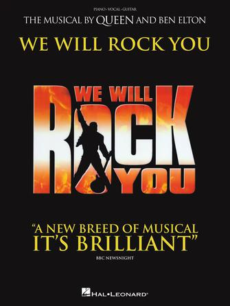 Product Cover for We Will Rock You