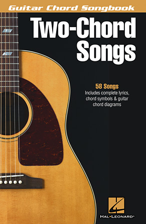 Product Cover for Two-Chord Songs – Guitar Chord Songbook