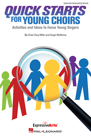 Product Cover for Quick Starts for Young Choirs