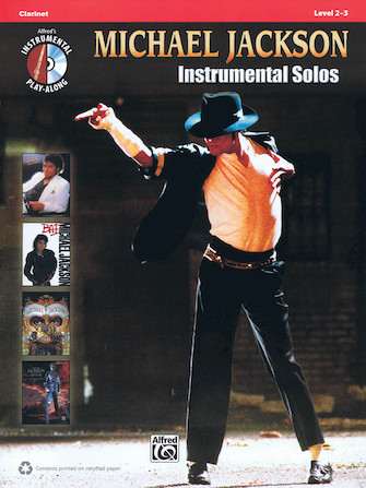 Product Cover for Michael Jackson – Instrumental Solos