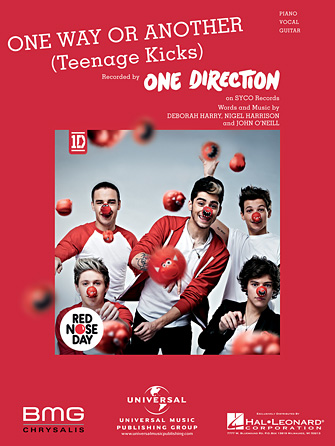 Product Cover for One Way or Another (Teenage Kicks)