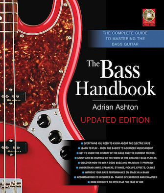 Product Cover for The Bass Handbook