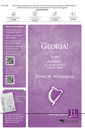 Product Cover for Gloria! (From 'Jubilate')