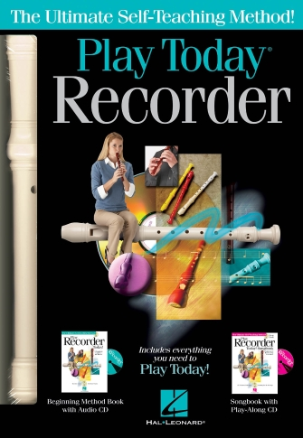 Product Cover for Play Recorder Today! Complete Kit