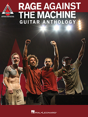 Product Cover for Rage Against the Machine – Guitar Anthology