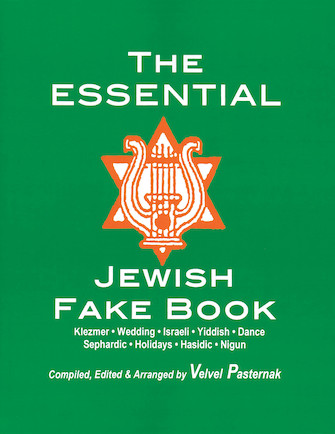 Product Cover for The Essential Jewish Fake Book