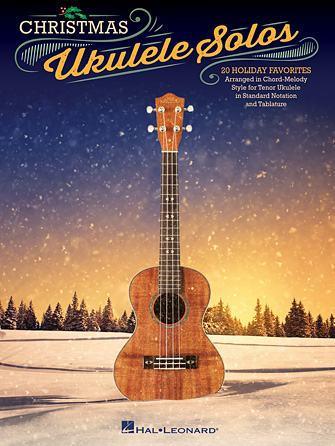 Product Cover for Christmas Ukulele Solos