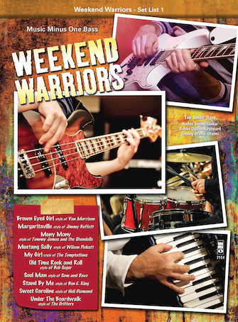 Product Cover for Weekend Warriors – Set List 1, Bass