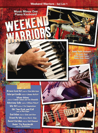 Product Cover for Weekend Warriors – Set List 1, Piano/Keyboard