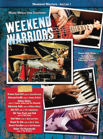 Weekend Warriors – Set List 1, Drums