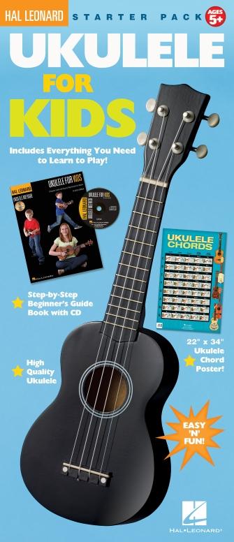 Product Cover for Ukulele for Kids Starter Pack