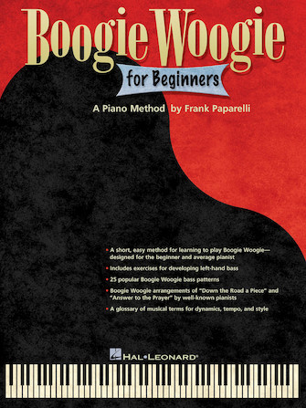 Product Cover for Boogie Woogie for Beginners