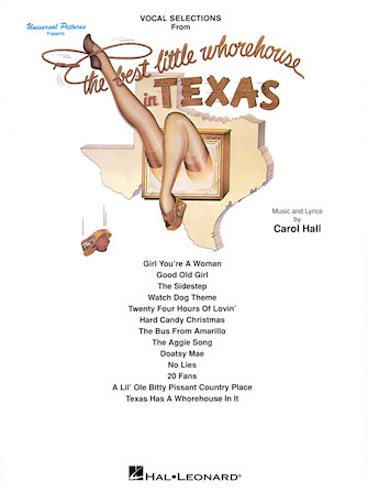 Product Cover for The Best Little Whorehouse in Texas