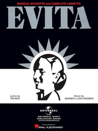 Product Cover for Evita – Musical Excerpts and Complete Libretto