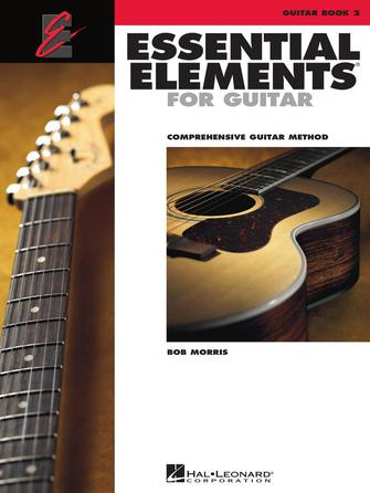 Product Cover for Essential Elements for Guitar – Book 2