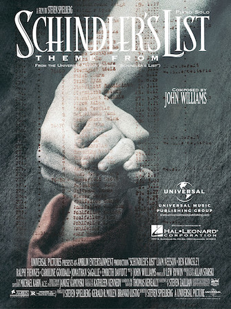 Product Cover for Theme from Schindler's List