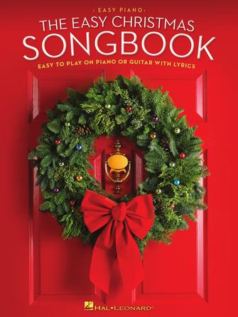 Product Cover for The Easy Christmas Songbook