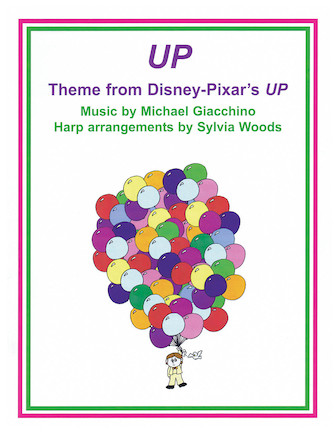 Product Cover for Up (Theme from Disney-Pixar Motion Picture)