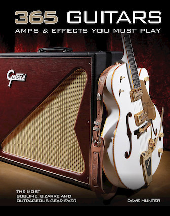 Product Cover for 365 Guitars, Amps & Effects You Must Play
