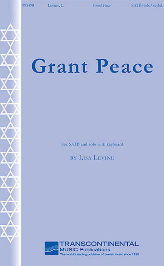 Product Cover for Grant Peace