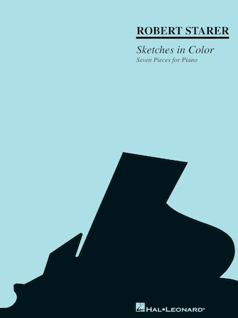 Product Cover for Robert Starer – Sketches in Color