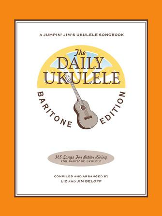 Product Cover for The Daily Ukulele – Baritone Edition