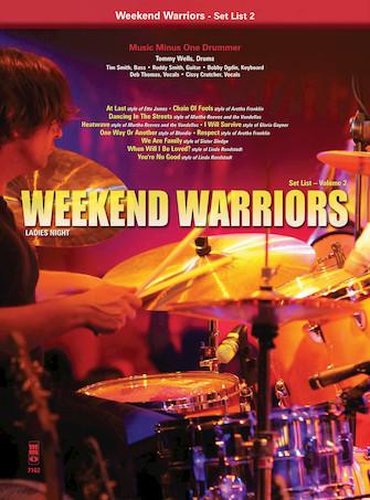 Weekend Warriors, Set List 2 – Ladies' Night Singer's Songbook