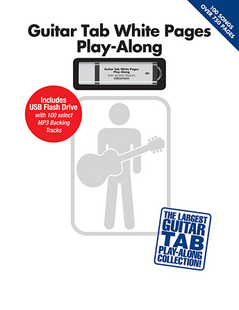 Product Cover for Guitar Tab White Pages Play-Along