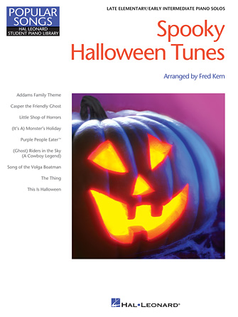 Product Cover for Spooky Halloween Tunes
