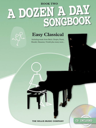Product Cover for A Dozen a Day Songbook – Easy Classical, Book Two