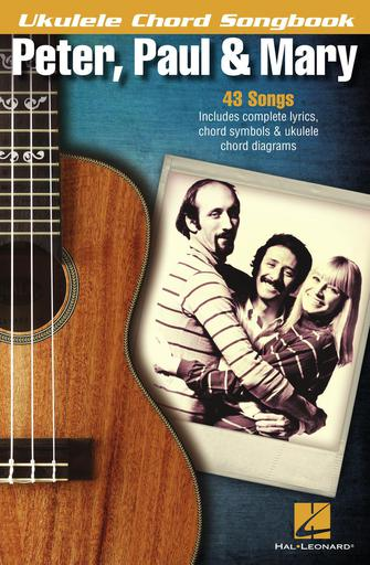 Product Cover for Peter, Paul & Mary – Ukulele Chord Songbook