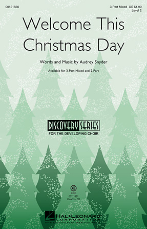 Product Cover for Welcome This Christmas Day