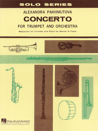 Product Cover for Concerto for Trumpet and Orchestra