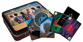 Product Cover for Pink Floyd Playing Cards Gift Tin