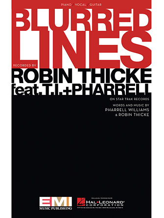 Product Cover for Blurred Lines
