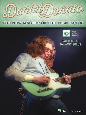 Product Cover for Daniel Donato – The New Master of the Telecaster