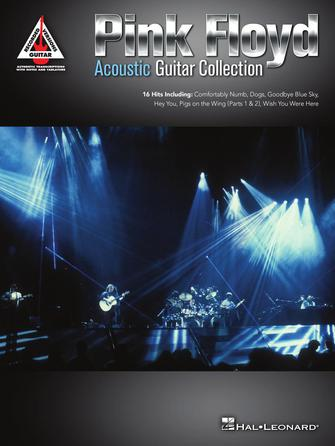 Product Cover for Pink Floyd – Acoustic Guitar Collection