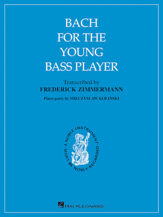 Product Cover for Bach for the Young Bass Player